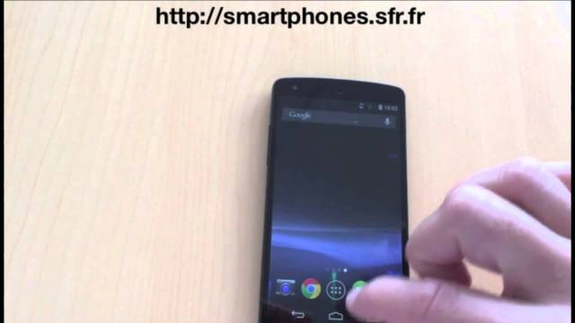 Google Nexus 5 Leak Video