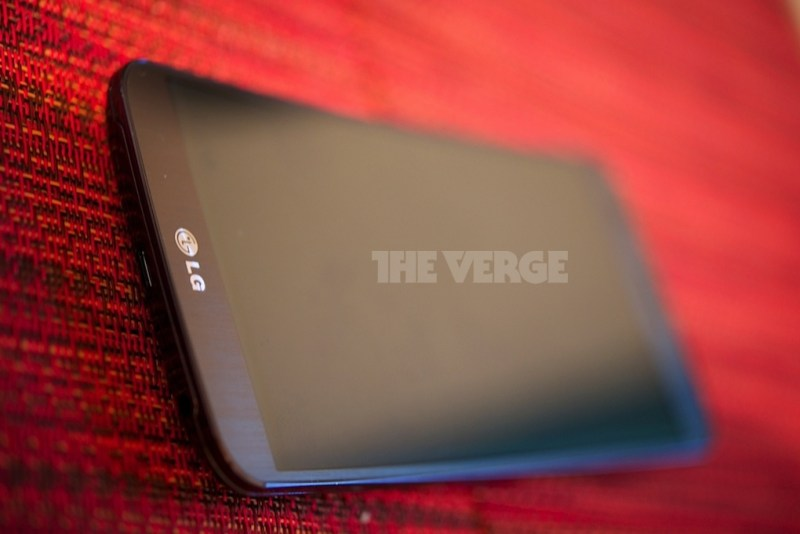LG G Flex hands-on leak