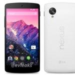 Αυτό Είναι Το Λευκό Nexus 5 Για Την 1 Νοεμβρίου;