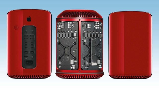 Mac Pro Red Edition