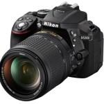 Η Nikon Ανακοίνωσε Την D5300, Η Πρώτης Της DSLR Με Wi-Fi