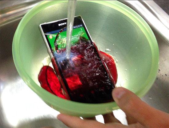 Sony Xperia Z1 Syrup