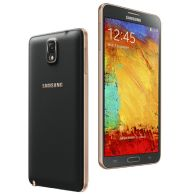 Samsung Galaxy Note 3 Rose Gold Black