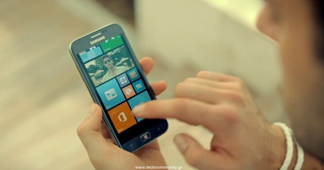 Samsung ATIV S hands-on