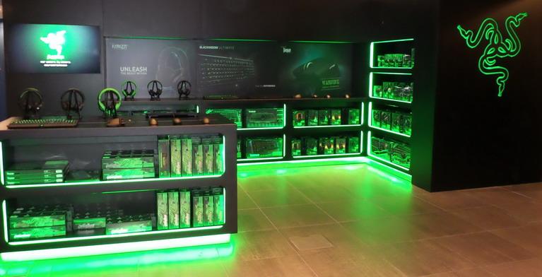 Razer Epic Store Athens