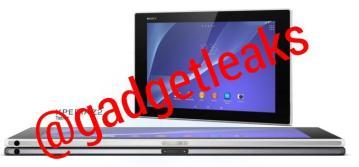 Sony XPERIA Z2 Tablet leak (6)