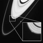 Φωτογραφία Της NASA Αποκαλύπτει Ότι Ο Κρόνος Γεννάει Νέο Φεγγάρι