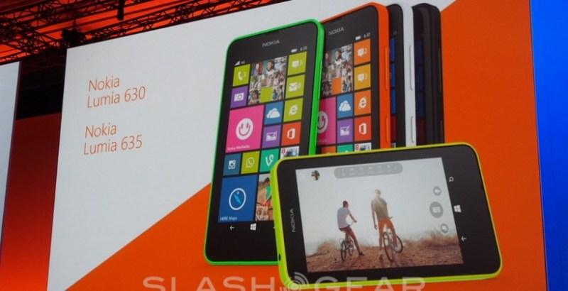 Nokia Lumia 630 635 Build 2014 Announcement