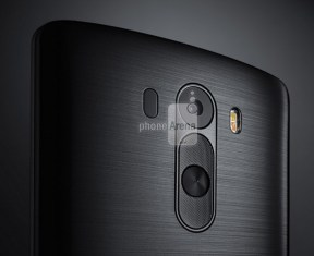 LG G3 press render camera