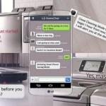 LG HomeChat: Επικοινώνησε Με Το Σπίτι Σου… Στην Κυριολεξία