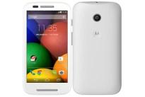 Motorola Moto E white