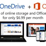 OneDrive: Περισσότερα Δωρεάν GB, Φθηνότερες Αναβαθμίσεις