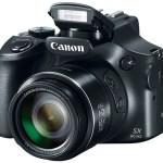 H Canon Παρουσίασε Τις PowerShot G7 X, SX60 HS Και N2