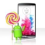 Ξεκινάει Η Αναβάθμιση Του LG G3 Στο Android 5.0 Lollipop