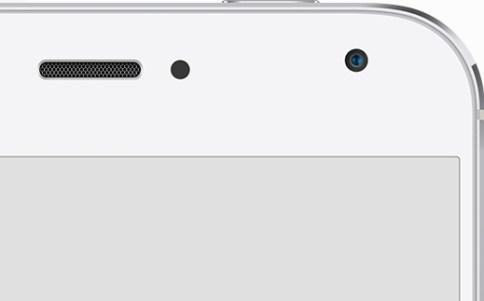 Meizu MX4 Pro top