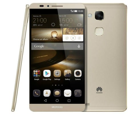 Huawei Ascend Mate 7 Monarch Edition
