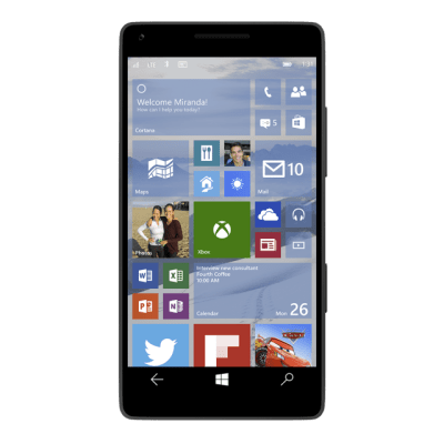Windows 10 for phones - Windows Phone