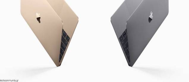 Apple MacBook 2015 (2)