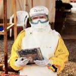 Το Tablet Της Google Για Τη Καταπολέμηση Του Έμπολα