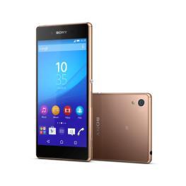Sony Xperia Z4 gold