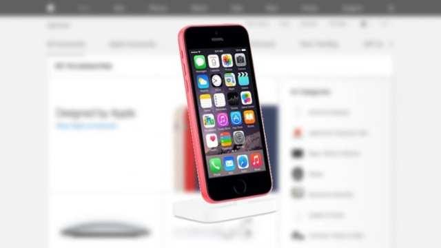 iPhone 6C Apple leak