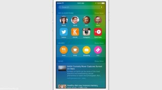 Apple iOS 9 Spotlight