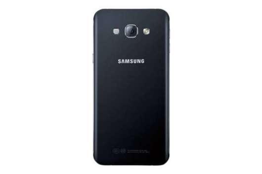 Samsung Galaxy A8 black (2)