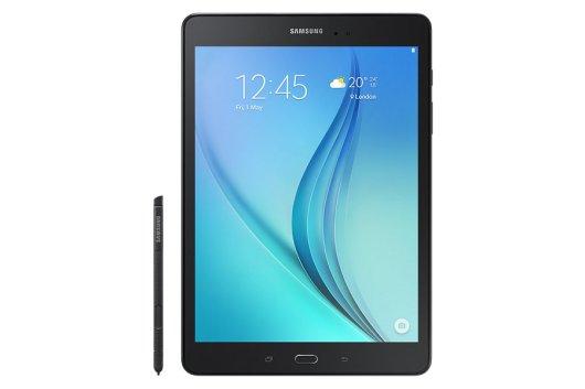 Samsung Galaxy Tab A & S Pen black