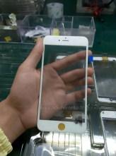 iPhone 6s front panel leak