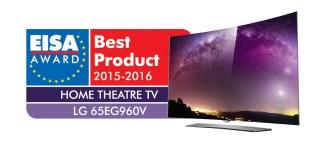 LG 4K OLED TV 65EG960V EISA Award