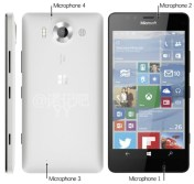 Microsoft Lumia 950 white leak