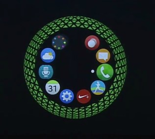 Samsung Gear S2 UI 12