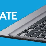 Logitech CREATE: Το Πρώτο Πληκτρολόγιο Τρίτων Για iPad Pro