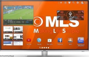MLS SuperSmart TV 49 leak