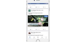 Facebook Video Saved