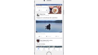 Facebook Watch while multitasking