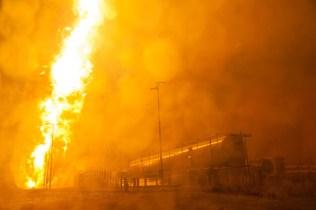 Antares Explosion 6