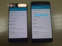 Samsung Galaxy A3 and A5 2015 edition leak