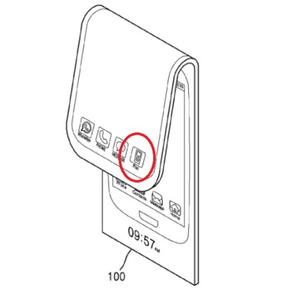 Samsung foldable tablet patent (2)