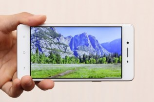 Oppo F1 hands-on