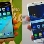 LG G5 vs Samsung Galaxy S7: Ποιο είναι γρηγορότερο;