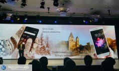 TP-Link Neffos X1 screen features