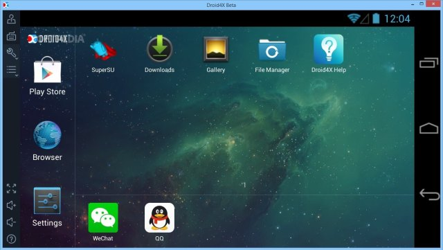 Bluestacks Alternative - Droid4X