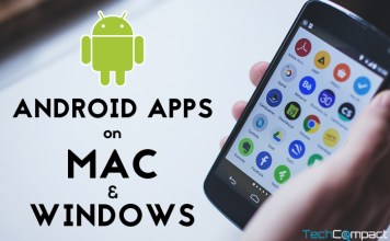 Run Android Apps on Mac and Windows