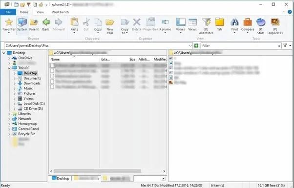 file explorer alternatives for windows 10