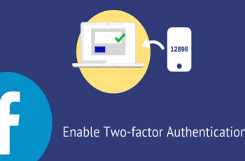How to Enable Facebook Two Factor Authentication