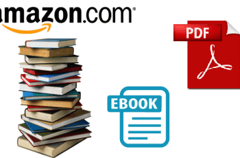 How to Download Amazon Books as Free PDF, EBook