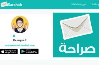 Techconnecto Let Your Friends Send Anonymous Text Message to You via Sarahah