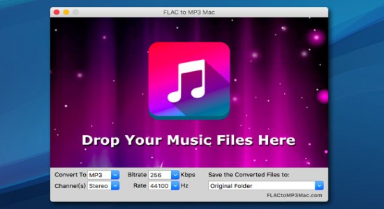 Best FLAC to MP3 Converter for Mac: FLAC to MP3 MAC