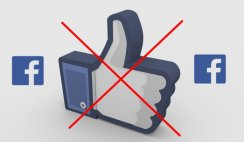 How to Disable Like Button on Facebook or as Long as you Want
